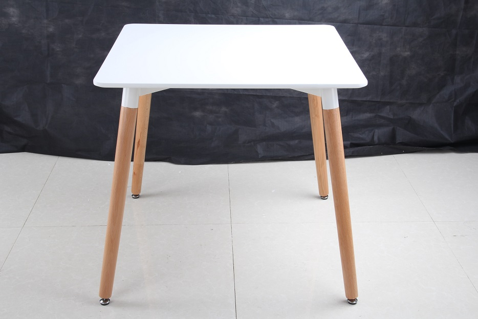 Modern Cheap Dining Room Furniture Solid Wood Dining Table Used For