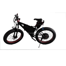 full suspension fat tire dirt bike electric motor 1500w