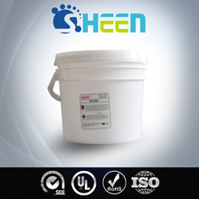 Widely used low water absorption epoxy resin and hardener with good thermal conductivity