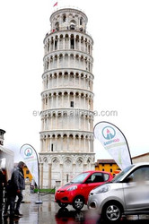 EEC approved Electric car(Globle sharing programs)/sharing car/vehicles in Pisa