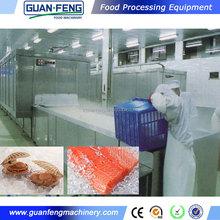 fish quick freezing machine tunnel for hilsa fish