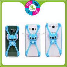 2015 newest many designs hot sale universal silicone rubber phone ring case