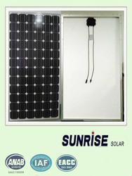 alibaba india solar panel price Monocrystalline 500 watt solar panel