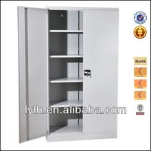 chrome filing cabinet