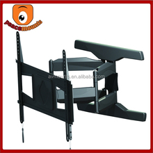 "Fits 37"" to 63"" display of Quality supplier of smooth and easy movement super slim articulated plasma tv wall mount bracket"