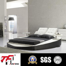 popular uk style bed black white J72