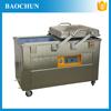 DZ-500/2SB all types of cheese durian puree seal vaccum machine