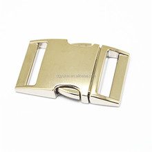 High quality metal side release buckle,metal buckles for bags accessories,metal buckle clasp