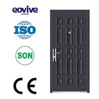 Security door design made in china steel grill door design