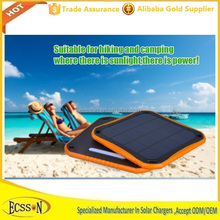 2015 new arrival portable waterproof solar power bank 5600mah Newcay wholesale cell phone charger