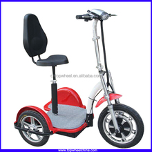 2015 New Product Factory Wholesale 500W Three Wheel Zappy scooter electric