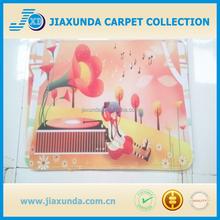 Anti-slip digital print nylon printed door mat