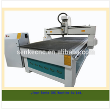 SENKE /PVC/door/bed/glass/engraving cnc machine 3d wall tiles CNC Router/5 axis cnc router price 1325