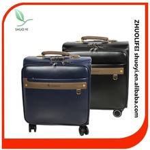 4 wheel pu leather small best business names travel bag, travelk car luggage and bags