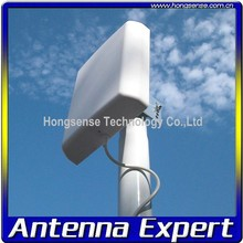 [Strong Signal] dual wifi 10dbi directional panel antenna For 3G/4G/Wifi/GSM MHz System