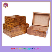 personalized antique wooden box for cigarette