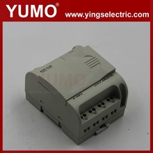 AF series DC12 24V 6 points DC input 4 points relay output price PLC low cost plc controller