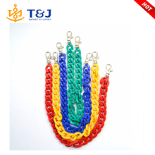 >>>>wholesale top selling fashion trends various candy colors acylic plastic chain necklace