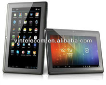 The cheapest Tablet PC Q88 All Winner A13 1.2Ghz 7inch android 4.0