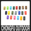 New color plastic buckle camping acessories wholessale