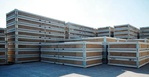 Shipping Container Frame 588 x 306