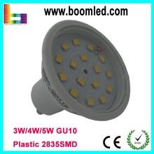 230V AC 5W GU10 LED Bulb Spotlight SMD2835 Chips