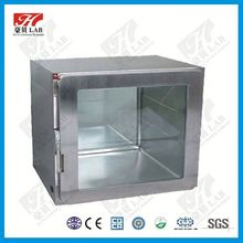 2015 innovative lab furniture price CE & SGS certificate high quality medical clean laboratory pass box