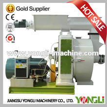 DIN PLUS approved easy maintenance biomass wood pellet mill maker