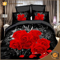 100% polyester bedding collections/spanish style bedding/christmas duvet covers