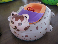 inflatable cats animal bumper boats for sale