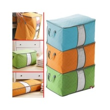 GM0128 Colorful Non Woven Garment Bag Wholesale Foldable Storage Bags For Clothes