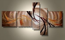 large size abstract paintings for bedroom
