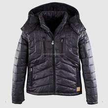 Balck hoody mens coats wholesale china winter jackets clothing