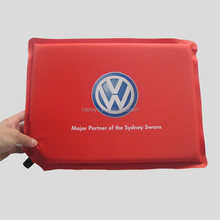 Inflatable adult car seat cushion for promotion