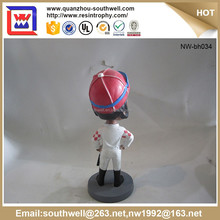 New Design of Decorative Resin With Bobble Head For Gift