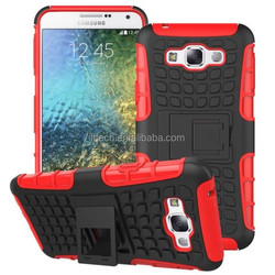 China wholesale! custom mobile phone hard cover case for Samsung Galaxy E7 case