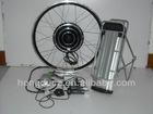 bicicletaelétrica conversão kit de rodas