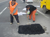 The new factory price loose temporary pavement patching cold Asphalt