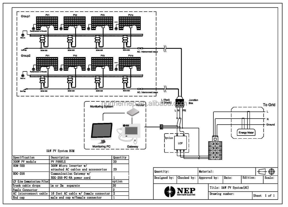 Dc To Ac Solar Micro Inverter_60088566662 on Solar Pv System Wiring Diagram
