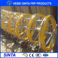 Easy Move Fiberglass Electrical Cable Duct Roller