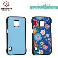 Custom Printed Mobile Phone Case for Samsung Galaxy S5 Active G870