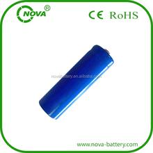 lifepo4 rechargeable battery 14430 3.2V 300mAh