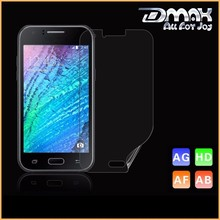 2015 New Model !! HD Clear Korea Material Cell Phone PET Screen Protector For Samsung Galaxy J5