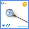 Feilong thermometer bimetal Pizza/Bread Oven SS Industrial universal customized