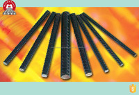 Deformed reinforcing steel /Screw Thread Steel bar in China, GR60/GR40 Construction steel bars competitive price in China