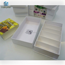 fancy paper chocolate gift packaging box from U color