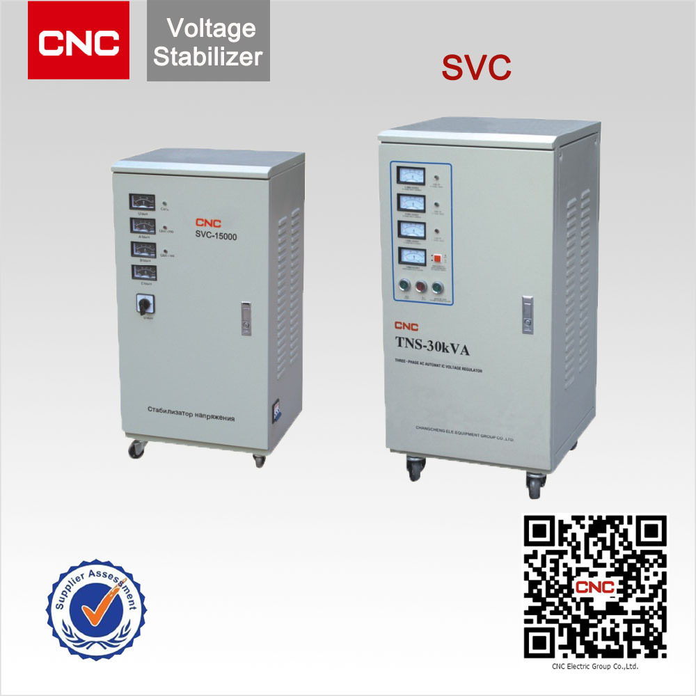 Svc Three Phase Ac Voltage Stabilizer Automatic 3 Circuit Diagram
