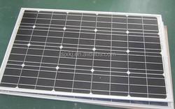 Best PV supplier 100watt mono solar panel for home system