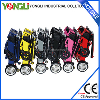 Four wheel motorcycle electric wheelchairs for child for handicapped