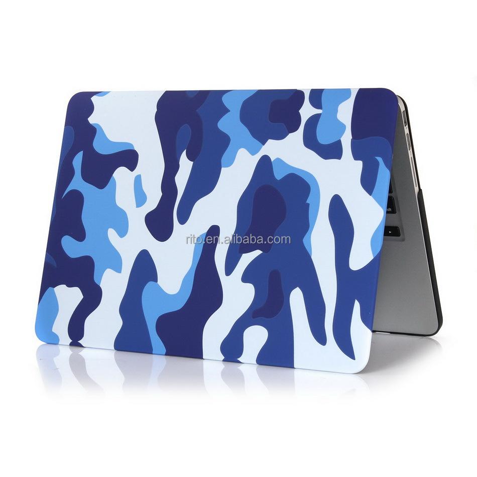 For Apple Macbook Pro Laptop,Camo Design Pattern Hard Shell Cover Case For Apple Macbook Pro 13
